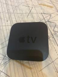 Apple TV- aceito cartão