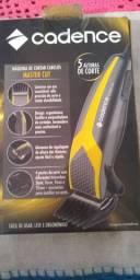 Máquina de cortar cabelo cadence