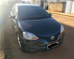 Toyota Etios X 1.3 Hatch (ÚNICO DONO)