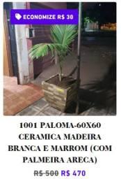 1001 Vaso de Planta Extra Grande Paloma 60x60