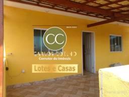 W Cód: 259 Linda Casa Somente a parte de cima . - Unamar  - Tamoios  .