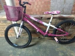 Vendo ou troco bicicleta aro 20 por aro 24