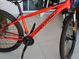 Bicicleta MTB Cannondale Catalyst - acompanha brindes!