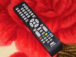 Controle remoto para Tvs Smart AOC novo entregamos em Poa-rs