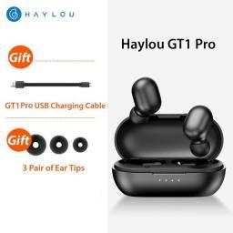 Fone de ouvido bluetooth Xaomi haylou gt1 pro