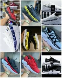 Vendo tênis adidas off White ( 125 com entrega )