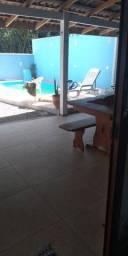 Alugo casa na praia Barra do sul