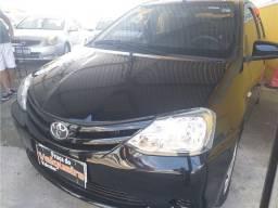 Toyota Etios xs 1.5 completo excelente estado pouco rodado Raridade