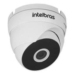 Câmera HD 720p Intelbras VHD 3120 D G5 20m de Infravermelho Dome Resistente à Chuva