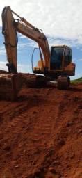 Escavadeira Hyundai 140 lc9