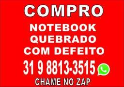 Notebook Quebrado; _9_8813_3515(Zap)