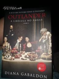 5 livros de outlander