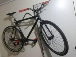 Bike Fixa troco ou vendo leia descrição