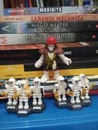 Lego Esqueletos (lote)
