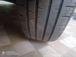 Jogo de rodas com pneus jeep renegade aro 16