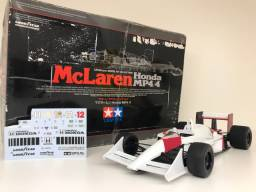 Miniatura McLaren 1 20 Senna MP4/4 Tamiya
