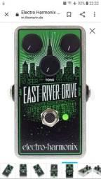 East river drive melhor que tube screamer ts9
