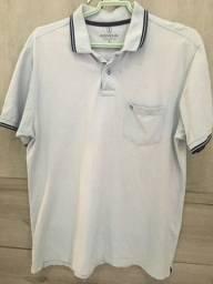 Camiseta Polo M Individual Impecável