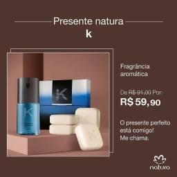 Natura Cosméticos a casa de Perfumaria