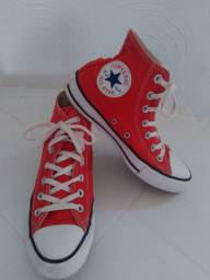 Tênis ALL Star Converse cano longo