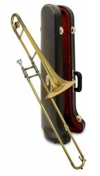 Trombone Tenor Yamaha YSL-881 G Xeno / Profissional / NOVO