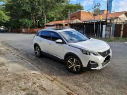 Peugeot 3008 Griffe Branco 2017/2018 Automático
