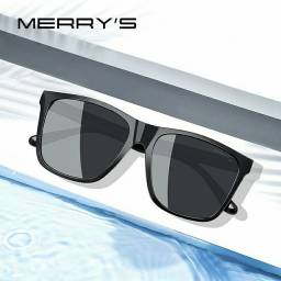 Óculos de sol lentes polarizadas originais UV400