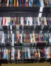 Lotes com 100 DVD's