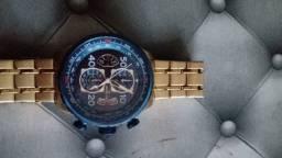 Invicta aviator Azul original