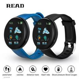 Relógio bluetooth smartwatch c instalação