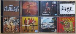 Pacote 8 CDs Raimundos - Raridade