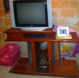 """Rack + televisão 29"""" Slim fit TV"""