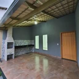 Casa Incrível sendo 2Q 1S com Área Goumert e Churrasqueira Setor Barravento