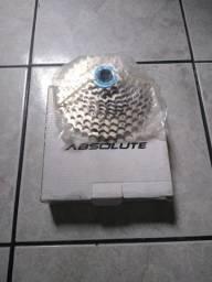 K7 cassete 10v 11/36 absolute Novo S/Uso (Informaçaes no whatsapp 75-9-88-35-5509)
