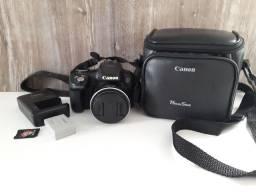 Câmera Canon Power Shot SX50 Full HD