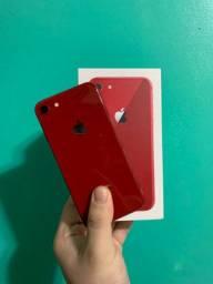 IPhone 8 64gb red leia o anúncio