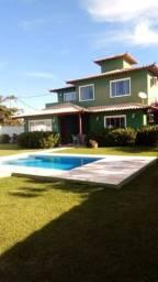 Casa com piscina para temporada em Búzios