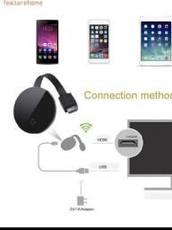 Donglee G5 cromecast espelhamento streaming