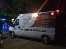 Vendo Ambulância Ducato UTI