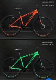 Bike 29 21 velocidades Shimano Freio Hidráulico