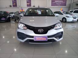 Toyota etios X Sedan 1.5 Flex 16V 4p Mec