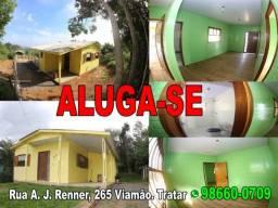 Aluga-se casa em Viamão Parada 43/44 junto a RS 040