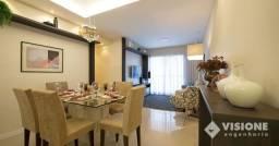 Golden Gate Club Condomínio - Apartamento com 2, 3 e 4 Suítes em Nova Iguaçu - Rj