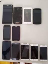 vendo celulares para peças