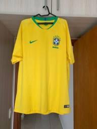 Camisa Seleção Brasileira Oficial