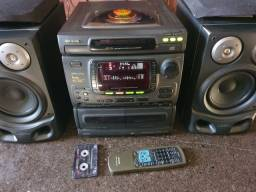 Aiwa nsx 999 impecavel completo