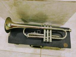Trompete Blaver Niquelado