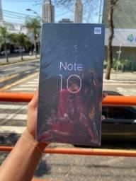 Modelo Android Top / Xiaomi Note 10 128 Black / Lacrado