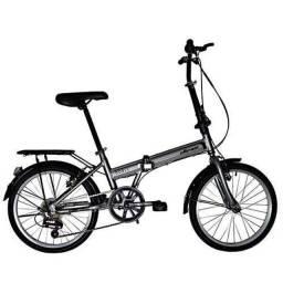 Bike 20 Dobrável Alumínio Elleven