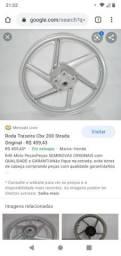 Vendo ou troco por roda de raio + volta